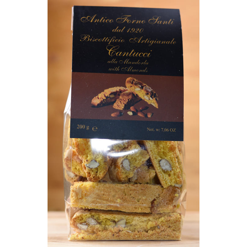Cantuccini with almonds 200 gSiziliengenuss