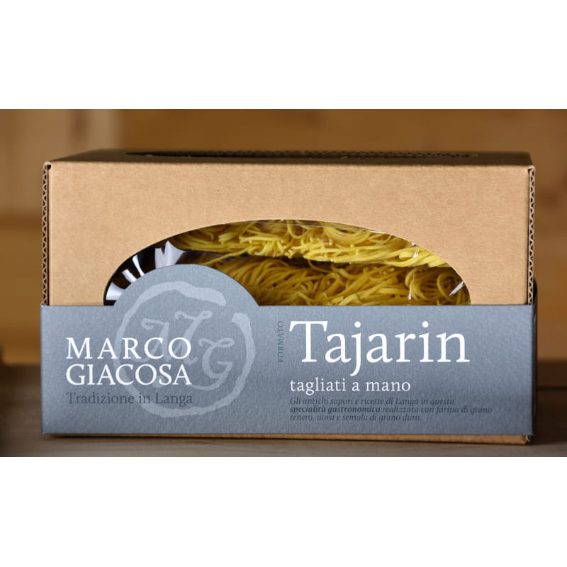 Tajarin Noodles Pasta from Piemont Marco Giacosa 250 gSiziliengenuss